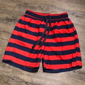 Other - Men's Striped Bathing Suit